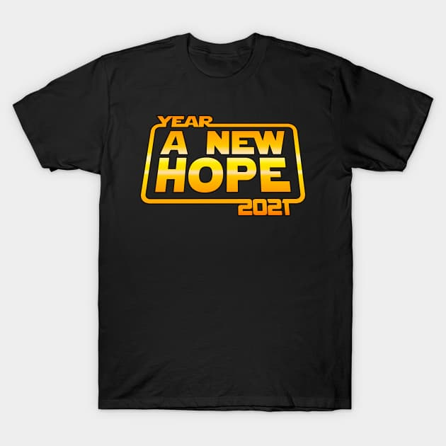 2021 A NEW HOPE T-Shirt
