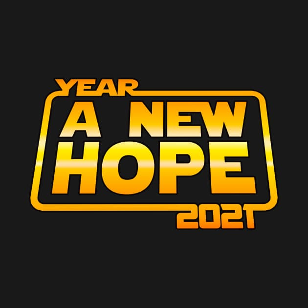 2021 A NEW HOPE