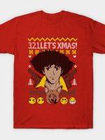 3, 2, 1, Let's Xmas! T-Shirt