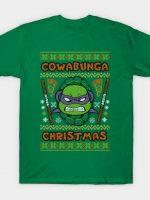 A Very Donatello Christmas T-Shirt