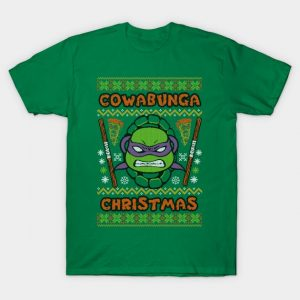 A Very Donatello Christmas