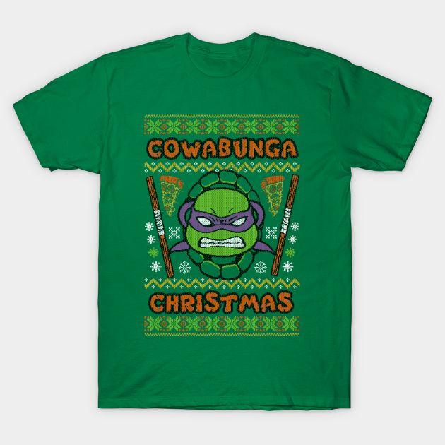 A Very Donatello Christmas