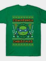 A Very Leonardo Christmas T-Shirt