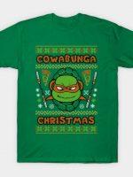 A Very Michaelangelo Christmas T-Shirt