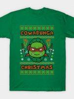 A Very Raphael Christmas T-Shirt