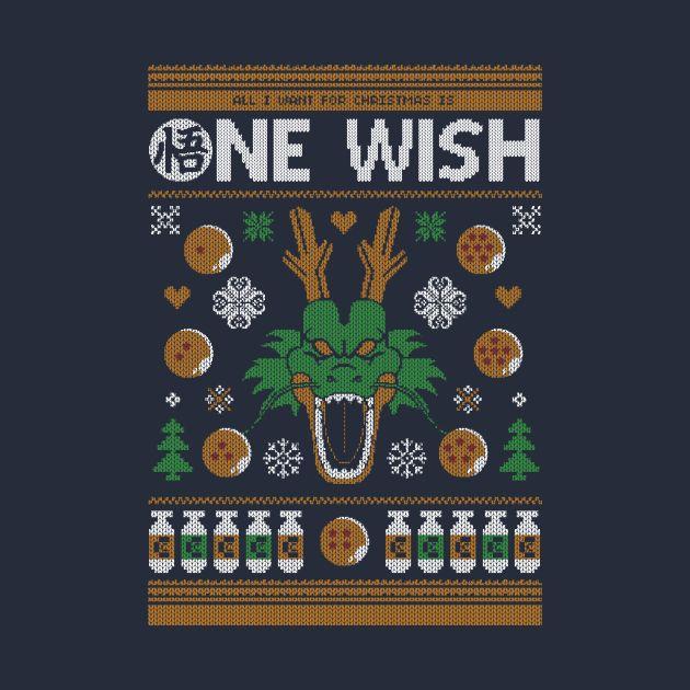 A Very Shenron Christmas