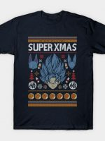 A very saiyan Christmas T-Shirt