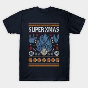 A very saiyan Christmas