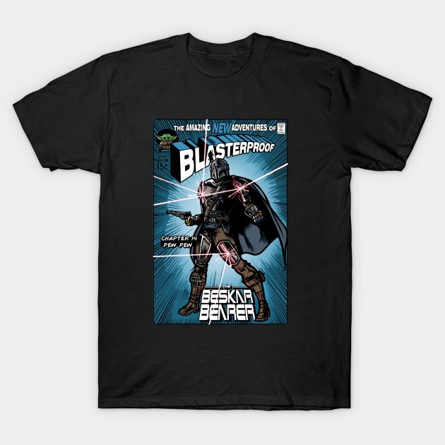 Blasterproof - Mandalorian T-Shirt