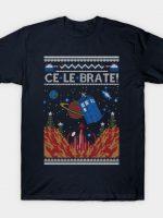 Christmas in Gallifrey T-Shirt
