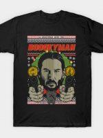 Christmas with The Boogeyman T-Shirt