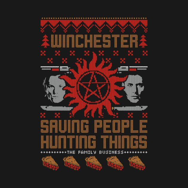 Christmas with The Winchesters