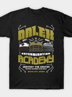 Dalek Academy T-Shirt