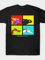 Dragon days colour T-Shirt