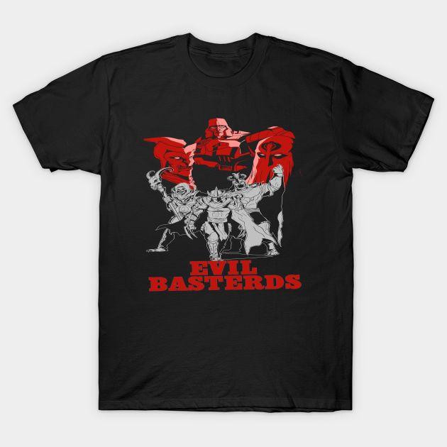 Evil basterds