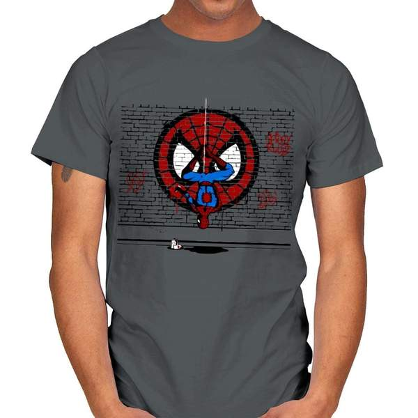 FRIENDLY NEIGHBORHOOD GRAFFITI T-Shirt