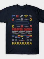 Forever Gamer Christmas T-Shirt