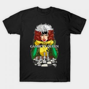 Gambit's Queen Rogue T-Shirt