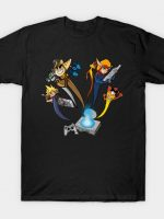 Gaming Ghost's T-Shirt