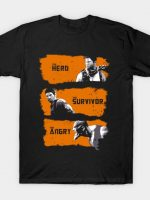 HSR hero survivor angry T-Shirt