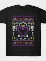 Hearts Ugly Sweater T-Shirt