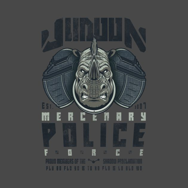 Judoon Police