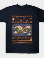 Kamehameha Ugly Sweater T-Shirt