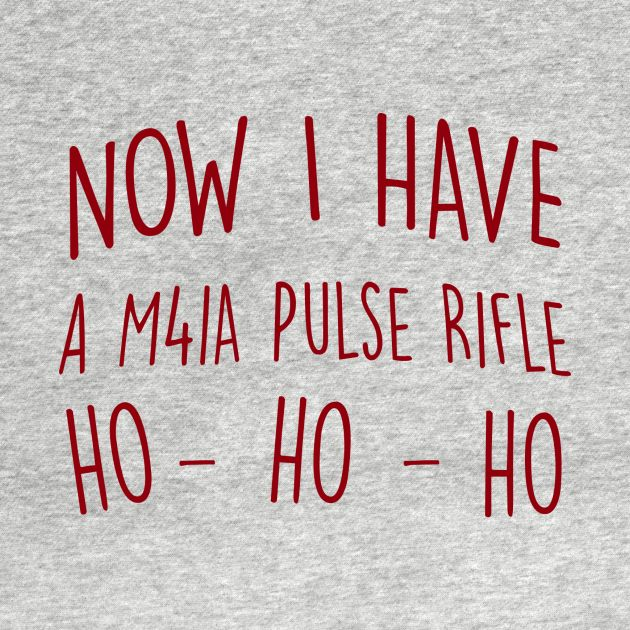 Now i have a M41A Pulse Rifle