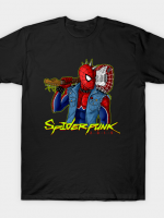 Punk Rock Spider 2015 T-Shirt