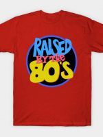 Raised in the 80s T-Shirt