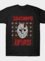 Slashing Through The Snow T-Shirt