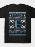 Smash University Ugly Sweater T-Shirt