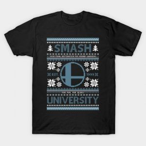 Smash University Ugly Sweater
