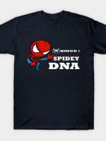 Spidey DNA T-Shirt