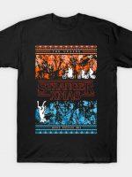 Stranger Xmas Ugly Sweater T-Shirt