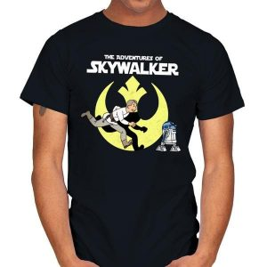 The Adventures Of Skywalker T-Shirt