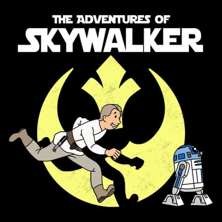 The Adventures Of Skywalker