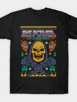 The Evil Power of Christmas T-Shirt