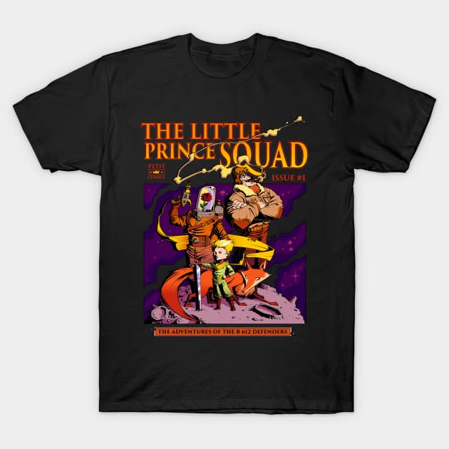 The Little Prince Squad T-Shirt