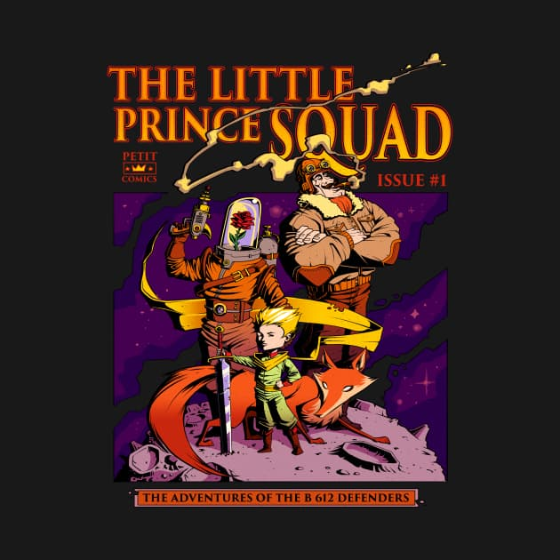 The Little Prince Squad