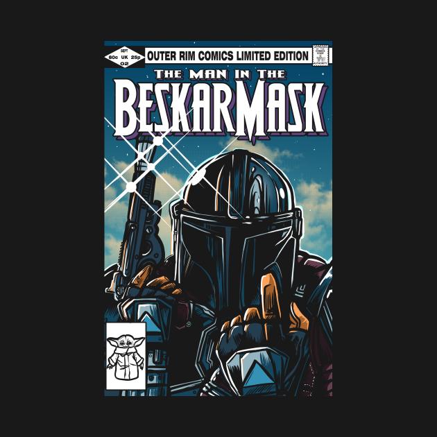 The Man in the Beskar Mask