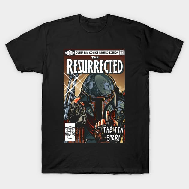 The Resurrected Boba Fett T-Shirt