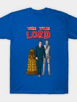 The Walking Time Lord T-Shirt