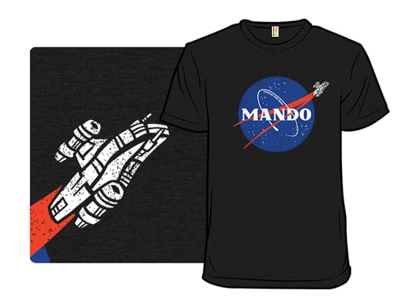 Vintage Mando T-Shirt