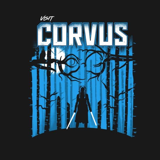 Visit Corvus