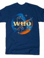 WHO SPACE ADMINISTRATION T-Shirt