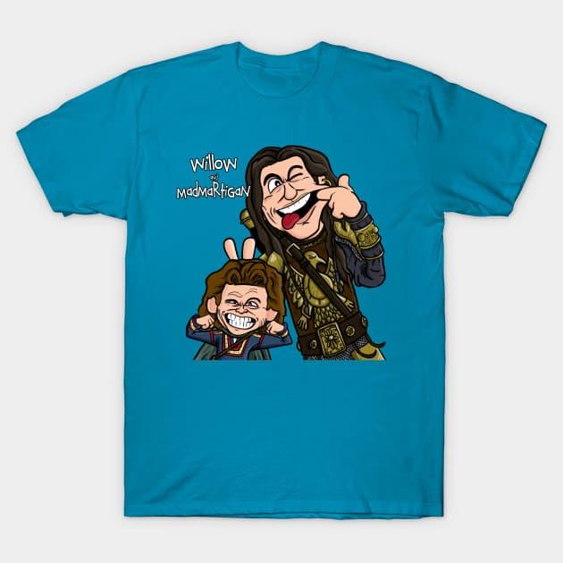 willow and Madmartigan T-Shirt