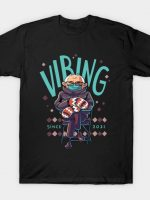 Bernie Sanders Vibing since 2021 Mittens Meme T-Shirt