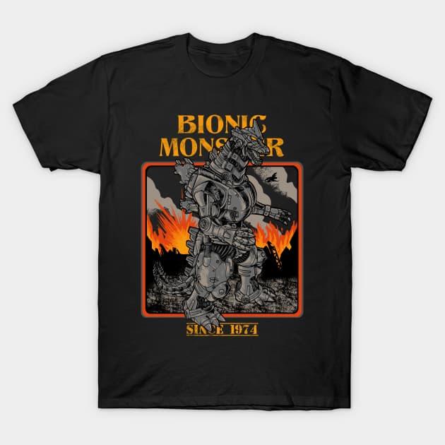 Mechagodzilla T-Shirt