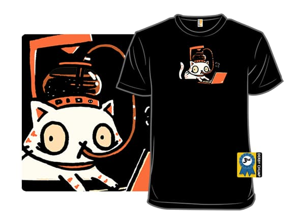 Catfeinated All Day Long T-Shirt